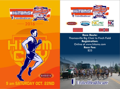 Register Today! UHC HiToms HomeRUN