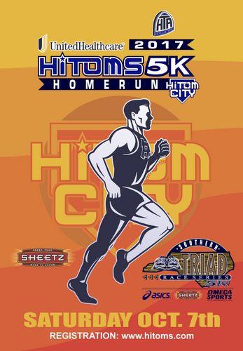 HiToms Home Run - October 7th