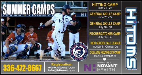 Dates Announced for HiTom Summer Camps