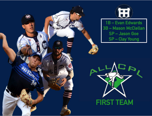 HPT HiToms Named All CPL
