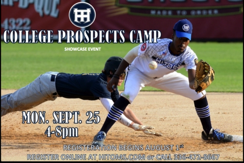HiToms College Prospects Camp
