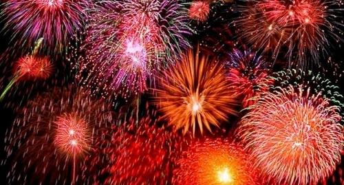 Novant Health Fireworks