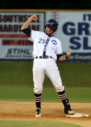 Almond named CPL Hitter of the Week