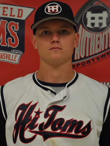 Post 87 HiTom alum is  Player of the Week