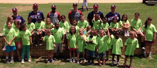 High Point/Thomasville HiToms Baseball Clinic