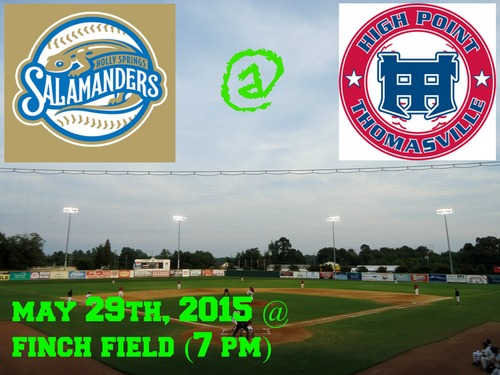 HiToms vs. Salamanders Preview